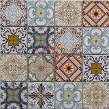 Выплеск кухни использовал сделанную травертином самомоднейшую мозаику типа (CFS1190)