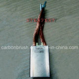 Metal grafite escova de carbono para o aço Appliance (CM1S)