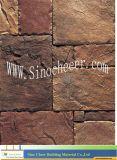 Artifficial культуры камня плиткой стеной плитки