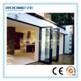 Portelli di piegatura di alluminio di Roomeye disponibili in vario portello Bi-Piegante di alluminio/di colore