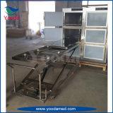 Elevador de carroçaria hidráulica de aço inoxidável