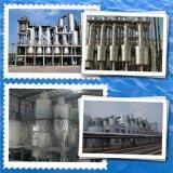 Efluentes de aguas residuales (evaporador)
