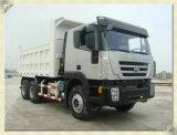 Hongyan Genlyon 6*4のダンプカートラック