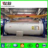 De Container van de Tank van het Koolstofstaal 20FT ISO van China