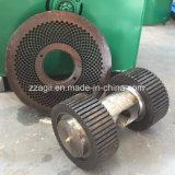 Máquina de madeira do granulador do moinho da pelota da serragem da biomassa feita em China