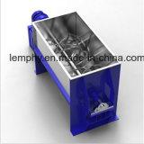Mezclador horizontal seco de la cinta del tornillo de la mezcladora del polvo