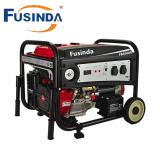 CE 5kw/6kw elétrico/gerador da gasolina começo do Recoil (FB6500E) para o uso Home