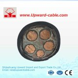 120kv высоковольтный одиночный силовой кабель PVC PVC Awa сердечника XLPE