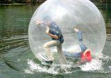 Boule gonflable en eau de PVC / TPU de 1,0 mm, ballon gonflable Zorb pour les enfants jouant
