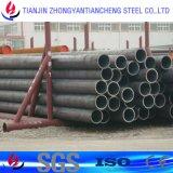 A106 tailles de tubes en acier/Tube en acier/acier tuyau dans le tube sans soudure en acier