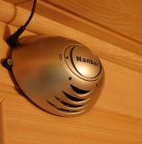 Estilo clássico venda quente longe Sauna de Infravermelhos Casa para 1 Pessoas