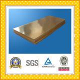 Лист ASTM латунный/латунная плита