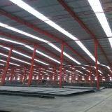 Forti costruzione della struttura d'acciaio della lamiera di acciaio di colore/workshop/Warehouse563