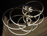 Lampada dell'interno moderna del soffitto dell'anello LED (MX900109-6)