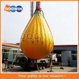 Тестирование нагрузки крана Doowin мешки для воды