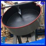 El compuesto de fertilizantes y abonos orgánicos Pan Granulator disco