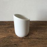 Crisol de cerámica tamaño pequeño para la decoración