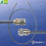 Cabo conector SMA Plug para plugue SMA