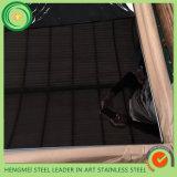 Spiegel-schwarzes Farben-Stahlblech-Metall SS-304 mit preiswertem Preis