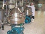 Biomasa que cosecha el separador de la centrifugadora