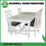固体マツ木食堂の家具セット