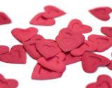 Pétalas de rosa de seda para o casamento