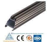6060, 6061, 6.063 perfil de alumínio de alta qualidade de material de construção