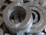 Juntas de juntas comprimidas de aço grafico e juntas do coletor de escape e juntas de cabeça de cilindro
