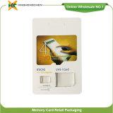 SD 메모리 카드 대만 Samsung Evo를 위한 대량 4GB 마이크로 SD 메모리 카드 가격