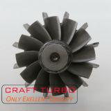 Asta cilindrica della rotella di turbina di Gt15 434712-0033
