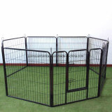 Hot Sale Metal Playpen Pet Cage Quantityv Supply Puppy Kennel