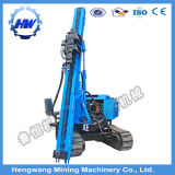 Type de chenille Garde-corps Poste Pile Driver / Hydraulic Piling Machine