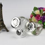 [50مل/180مل] تابل وعاء صندوق تابل زجاجة مع معدن غطاء