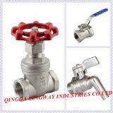 шариковый клапан сварное соединение встык соединения 3-PC