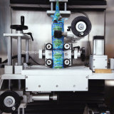 Automatischer Glasflaschen-Hülseshrink-beschriftenpflanze