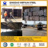 Tubulação de aço soldada para a construção