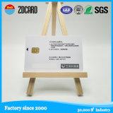 Promocional Creative PVC tarjeta magnética en blanco RFID
