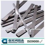Barre en aluminium Bendable d'entretoise d'insertion de fenêtre de porte