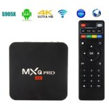 Amlogics Mxq PRO905x 1GB/8GB de RAM ROM Caixa de TV com o Android 7.1.2 sistema 4K Ultra HD 1080p HDMI suportando WiFi