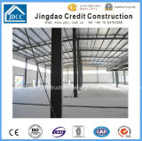 Entrepôt moderne de structure métallique de certificat