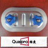 Porta de acesso ao plano de tubo redondo AP7410