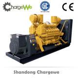産業使用のための極度の無声100kwディーゼル電気発電機セット