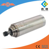 шпиндель водяного охлаждения диаметра 24000rpm 400Hz 4.5kw 100mm для филировальной машины CNC