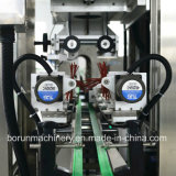 Potable automatique bouteille Pet manchon rétractable PVC Machine d'étiquetage