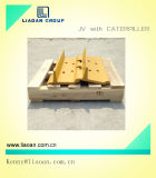 Grouser Track Shoes D58e para Caterpillar, Hitachi, Komatsu, Volvo Bulldozer