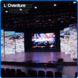 Alquiler electrónico a todo color de interior para los acontecimientos, conferencia, partidos, vidas de la pared del LED