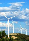 Torre de energia eólica com alta qualidade