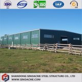 Estrutura de aço leve prefabricadas Sinoacme Galpão de oficina