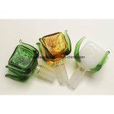 Colorido diseño de recipientes de cristal para la plataforma petrolífera de Agua