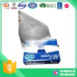 Feuille de papier entrelacé entrelacée pour enveloppement alimentaire